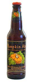 Buffalo Bill's Brewery Original Pumpkin Ale. It's like pumpkin pie in a bottle!: Originals Pumpkin, Buffalo Bill, Pumpkin Beer, Pumpkin Ales, Pumpkin Pies