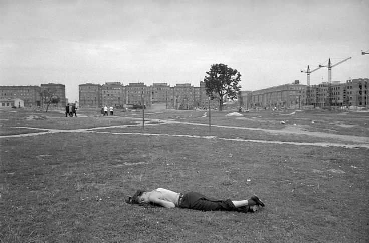 Erich Lessing - Nowa Huta, Poland, 1956