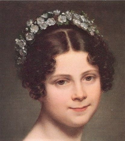 Sophie Fanny Lordon by Marie Constance Mayer,1820