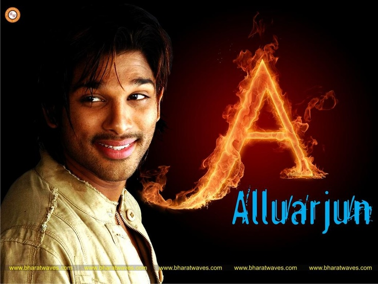 awesome Allu Arjun  South Indian Actor Gallery Stills Images