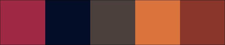"""Conferir """"Dama das camélias fase 1"""". #AdobeColor https://color.adobe.com/pt/Dama-das-cam%C3%A9lias-fase-1-color-theme-8661113/"""