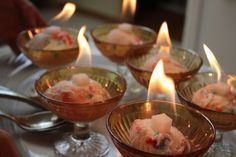 Fire Ice Cream! Easy, fun, and the kids love it!