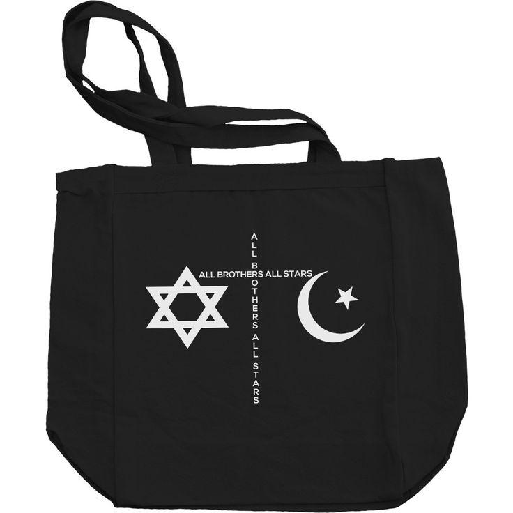 Anti-Religion Peaceful Coexistence Bag