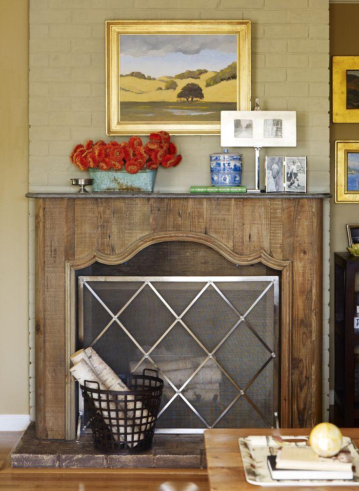 Fireplace Design fireplace screens target : 51 best Fireplace / Screen images on Pinterest
