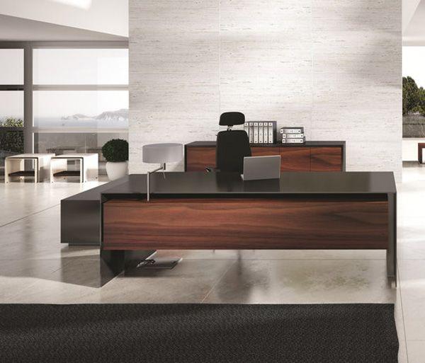 Imposing Massive Office Desk By Ece Yalim Design Studio