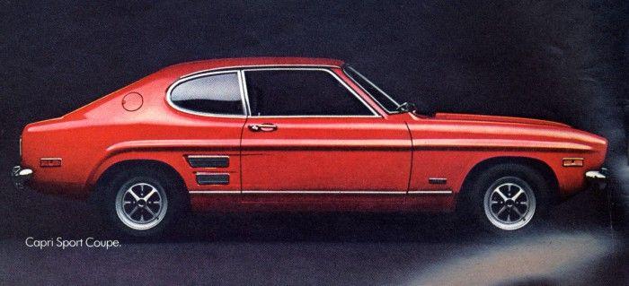 1970 Ford Capri