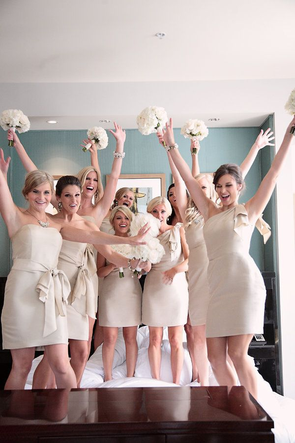 Bridesmaids' Dresses: @Jenny Yoo Collection via @Bella Bridesmaid / Photography by kristinvining.com: Wedding Bridesmaidsdresses, Style, Wedding Dresses, Bridesmaid Dresses, Bridesmaids Dresses, Photography