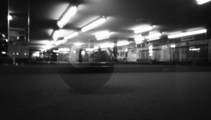 Humberto Lemos Analógica + Pinhole | 2009 30 x 45 cm Tiragem: 10