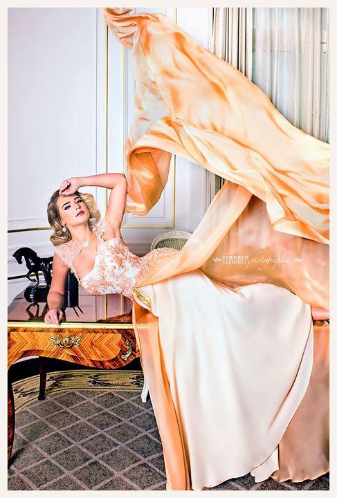 Mariée orientale – Jasmin Créations Couture