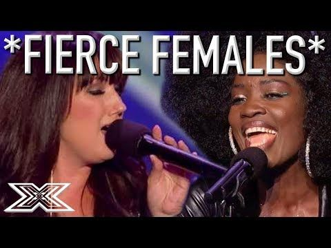 TOP 5 FEMALE SINGERS From X Factor USA! | X Factor Global