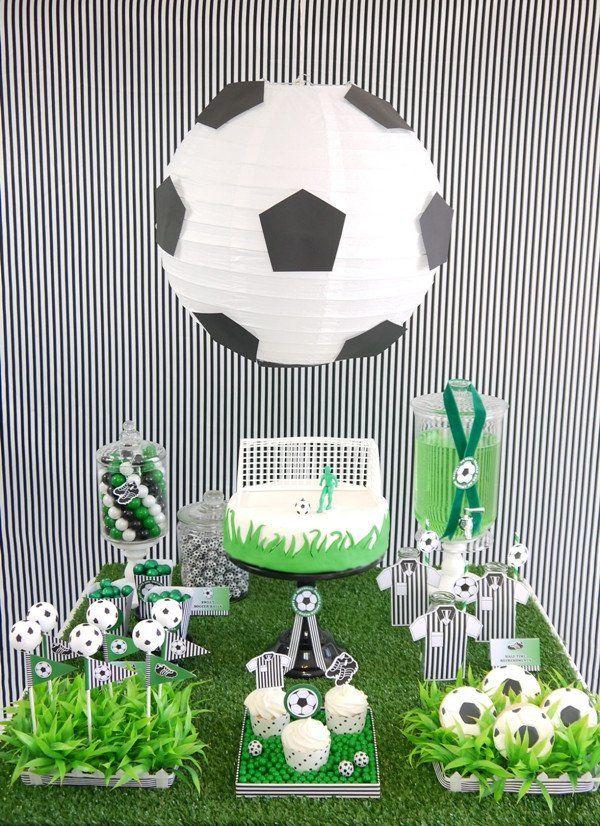 Football Kit Printables Fête Anniversaire
