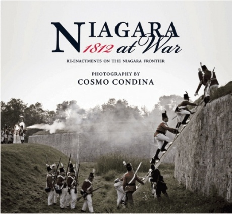 See stunning photos of re-enactments in Niagara. Available on our website discover1812.com
