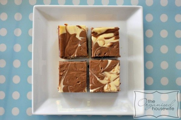 Double Chocolate Cheesecake Slice