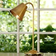 The #studio #desk #lamp is a beautiful touch to any study.