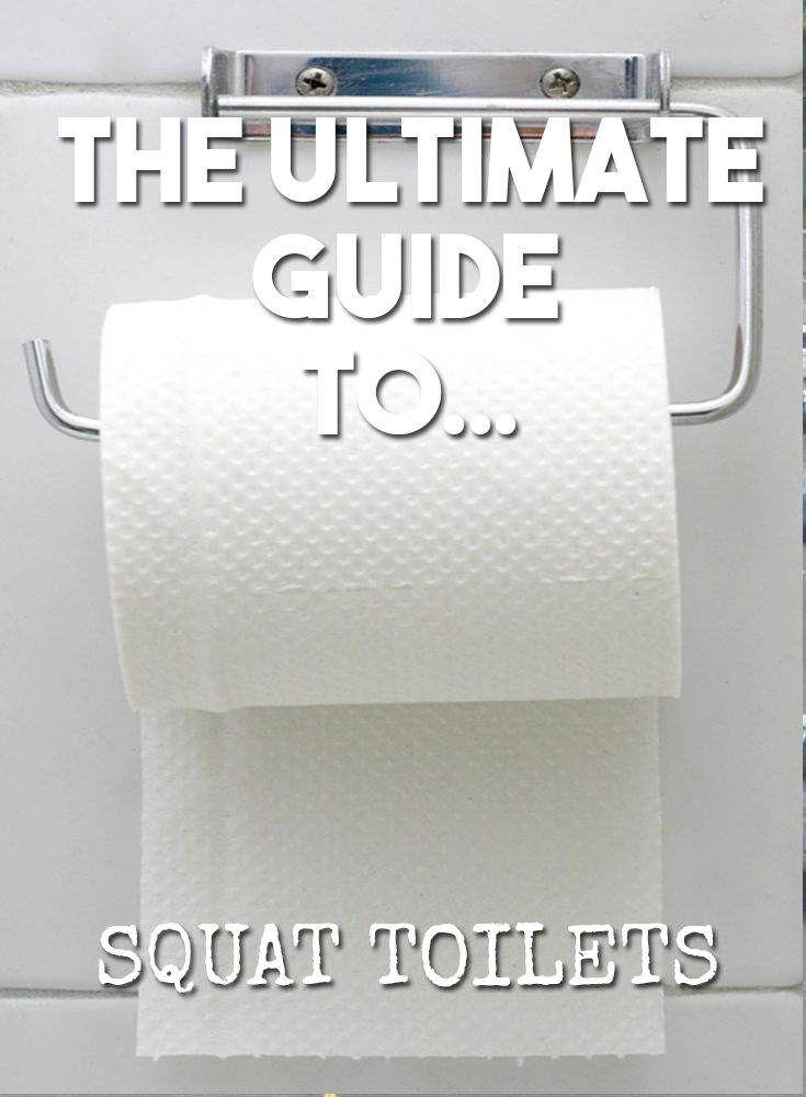 The Ultimate Guide to… Squat Toilets!! Travel with kids in SE Asia.