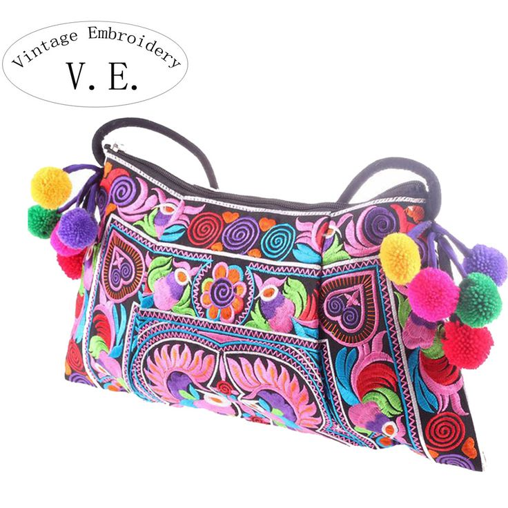 2016 Hot sale Embroidered bags National trend handmade fabric embroidery one shoulder cross body women messenger Clutch handbag-in Shoulder Bags from Luggage & Bags on Aliexpress.com | Alibaba Group
