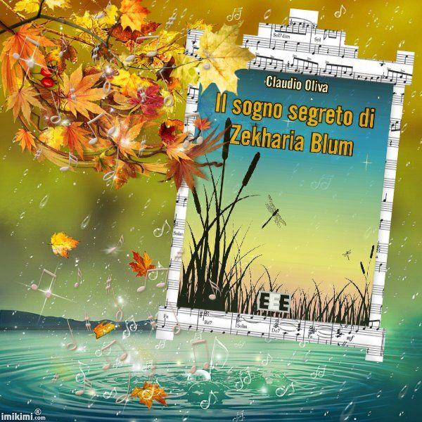 Il sogno segreto di Zekharia Blum di Claudio Oliva