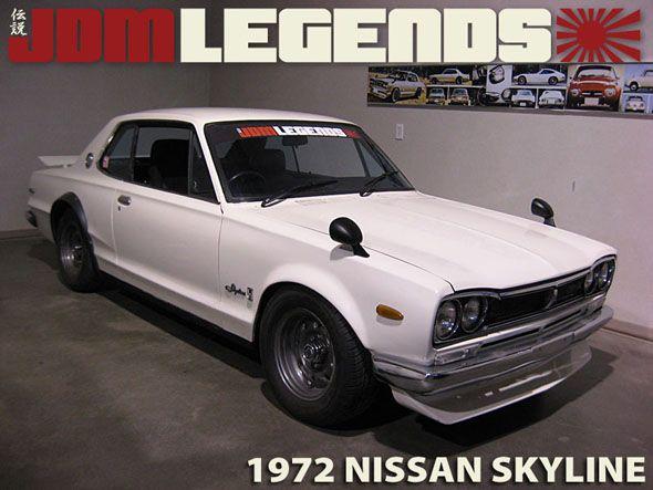 1972 NIssan Skyline #JDM #Japanese #Car   Cars   Pinterest ...  1972 Nissan Skyline Jdm