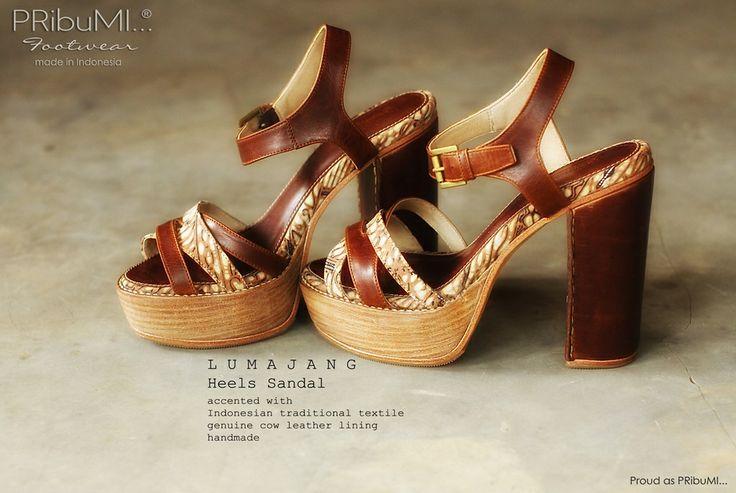 LUMAJANG Heels Sandal by PRibuMI...®