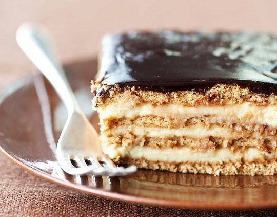 Această prăjitură nu necesită coacere în cuptor. Este un desert ușor, simplu de…
