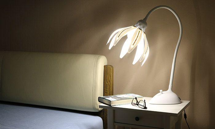 Českou lampu Flola si vyrobíte sami díky 3D tisku