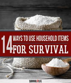 Multipurpose Survival Items to Use in a Pinch