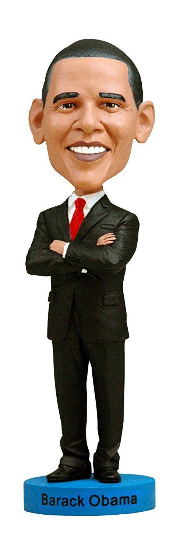 #1 ITEM ON MY CHRISTMAS LIST!!!!   Amazon.com: Barack Obama Bobblehead: Toys & Games