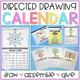 Directed Drawing Calendar Parent Gift [Includes 2018-2020