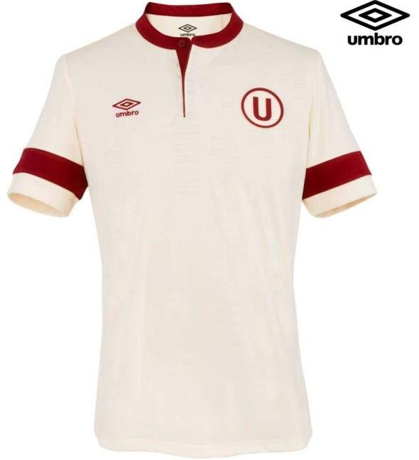 Universitario Home Jersey 2014 Umbro