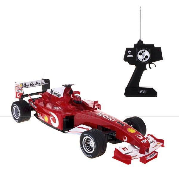 1:10 High Performance Sports Car - Radio Control - Red #sportcar #toy #radiocontrol #race #car #toy #cellz