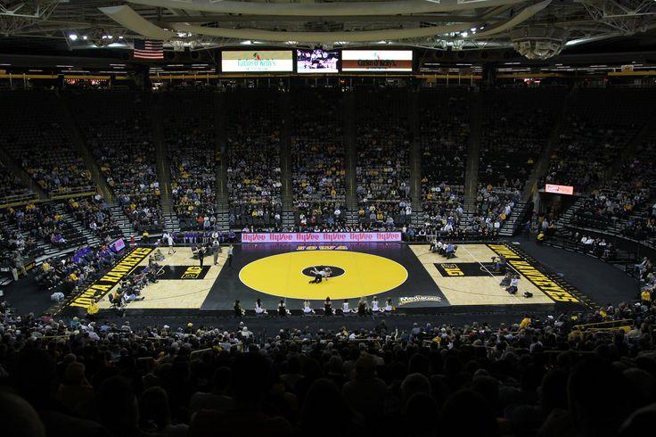 Iowa Hawkeyes Wrestling | Iowa Hawkeyes Wrestling WallStar