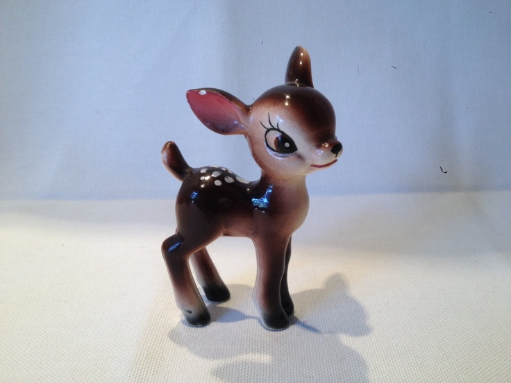 60 Best Ceramic Deer From 1950s Images On Pinterest