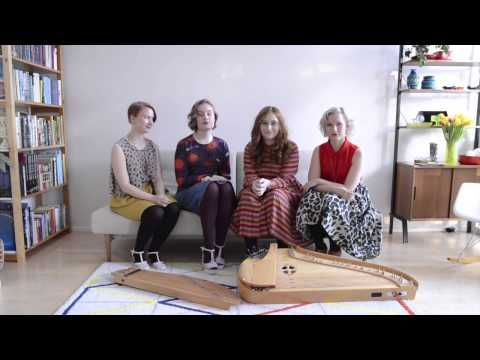 Ancient sounds of kantele with fresh voices from Finland