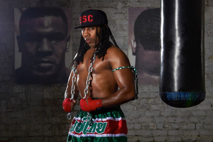 Muay Thai | Maximus Marketable | Portraits - Belmont Portrait Studio