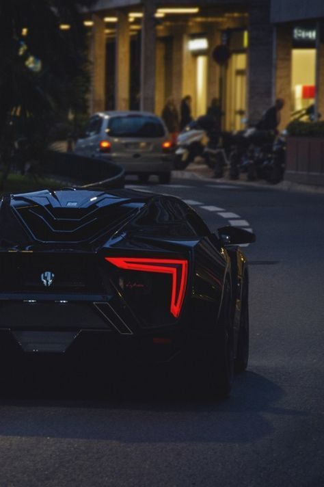 $3.4 million  W Motors Lykan Hypersport. This Lebanese supercar is a force to be reckoned with, featuring jewel-encrusted headlights, scissor doors, and a high-tech interior that is straight out of a science fiction movie.