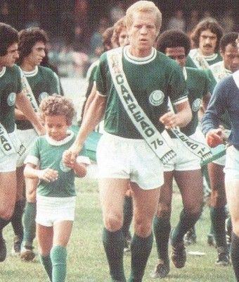 Última conquista de Ademir da Guia com camisa palmeirense foi o título paulista de 1976