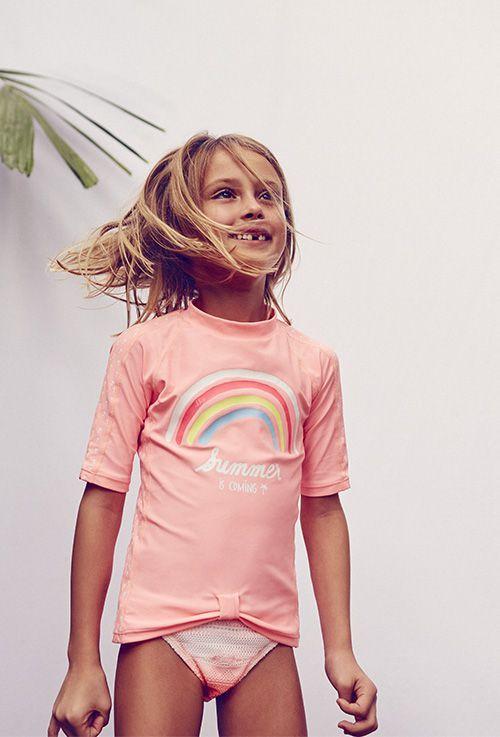 Vêtements Fille IKKS   Inspiration maillot de bain et robe été 2017