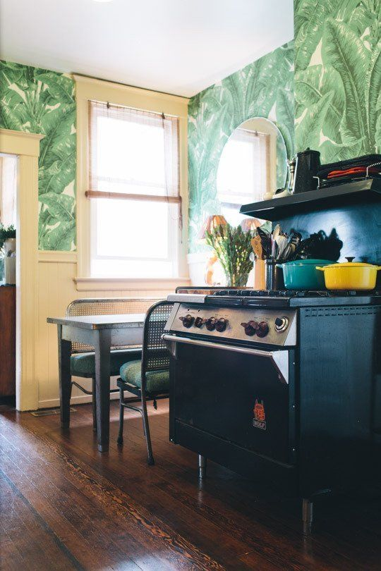 Heather s eclectic enclave house tour apartment therapy