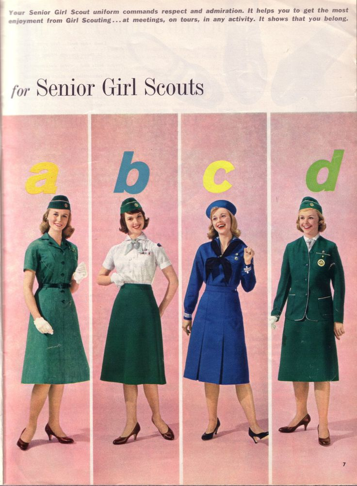 111 best scouts uniforms images on pinterest girl