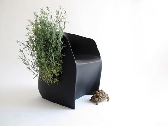 Life Chair by Martin Azua.