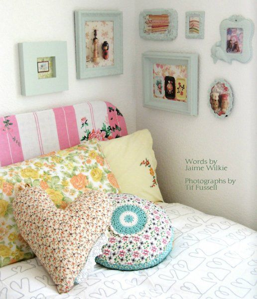 Dottie Angel: Decor, Kids Bedrooms, Pastel, Sweet, Paintings Frames, Cushions, Pictures Frames, Girls Rooms, Pillows