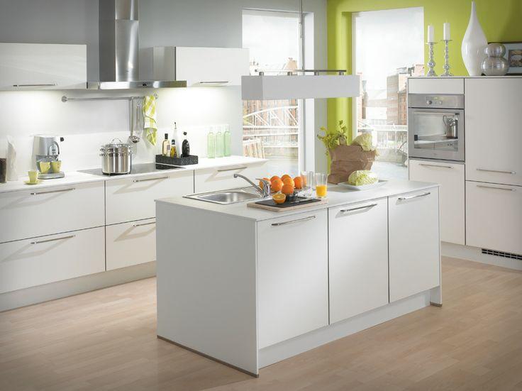 Modern Kitchen ideas 2014 Clean Kitchen