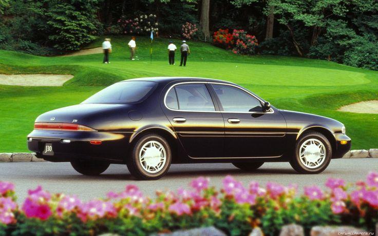 1997 Infiniti J30 (Y32)