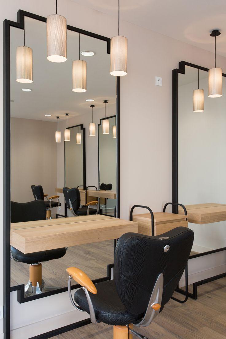 les 25 meilleures id es de la cat gorie salon de barbier sur pinterest coiffeur pour homme. Black Bedroom Furniture Sets. Home Design Ideas