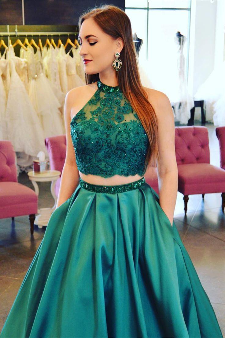 175 best two piece dresses images on Pinterest