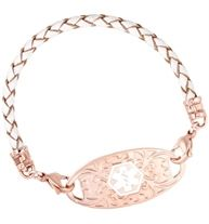 Peyton Medical ID Bracelet | Lauren's Hope