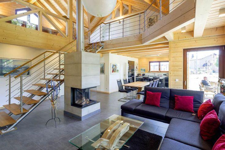 Mehr Offenheit geht kaum Foto: Stommel Haus GmbH // Mehr auf livvi.de