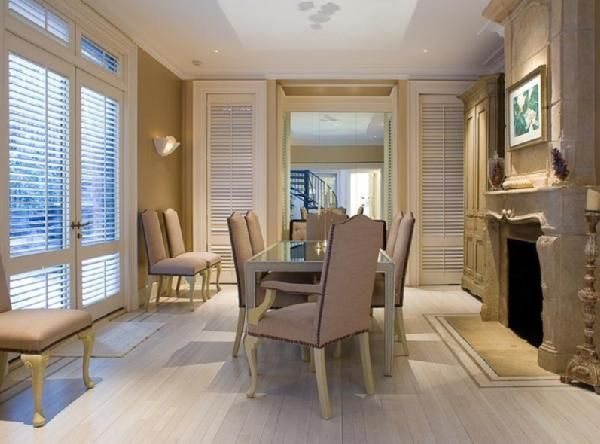 Decorating with Shutters On Pinterest | ... shutters, wood blinds, hurricane shutters, Love the hurricane shutters