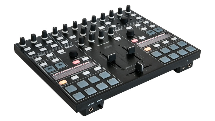 Novation TWITCH....Great for small parties.....the touch