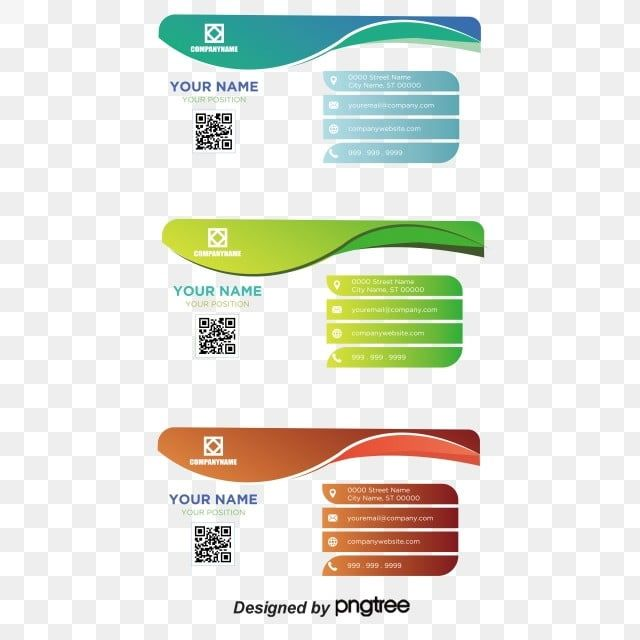 Color Business Card Template Personal Business Card Business Cards Red Png And Vector With Transparent Background For Free Download Shaped Business Cards Vector Business Card Business Card Red